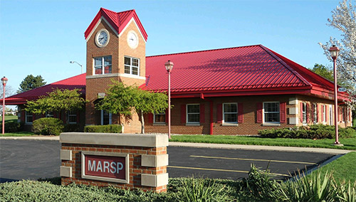 MARSP headquarters representing retired school personnel