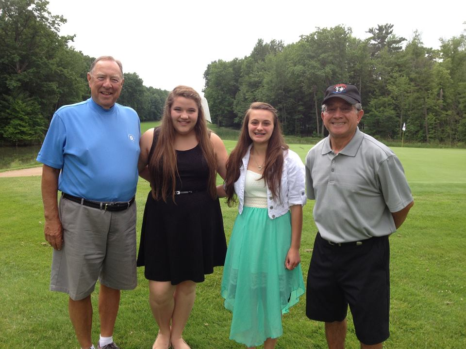 Canadian Lakes Scholarship Winners