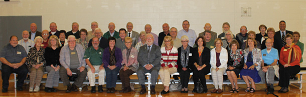 The MARSP Board of Directors - October 2014