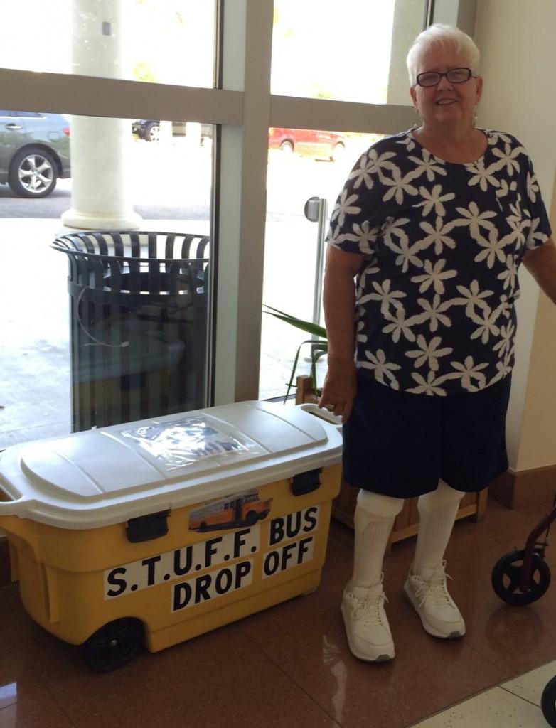 Betsy Snider donation